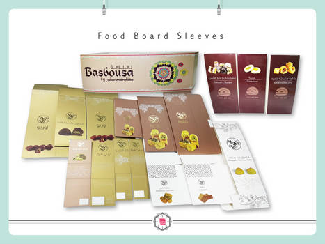 Food Board Sleeves