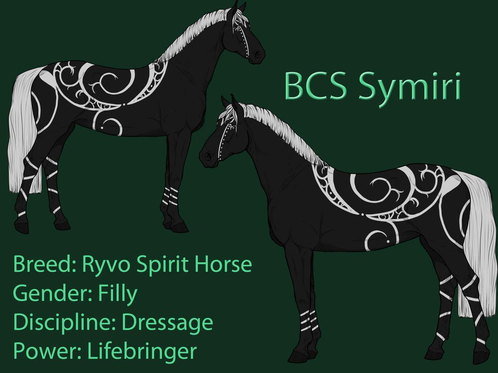 BCS Symiri by cheddarbug