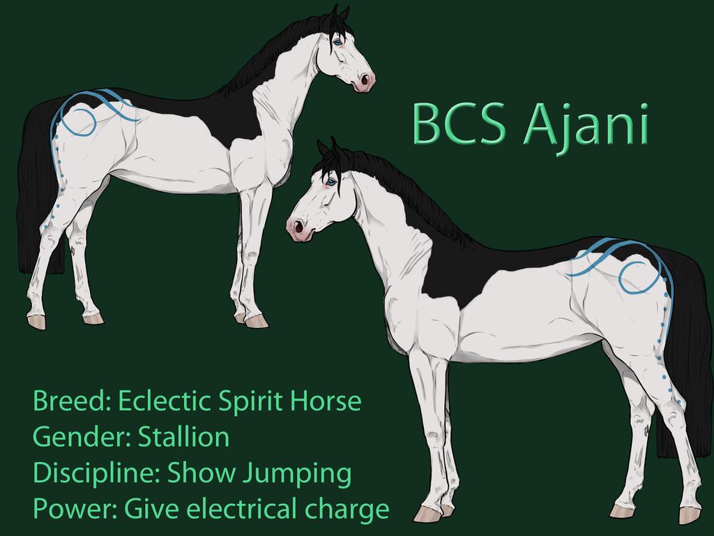 BCS Ajani by cheddarbug