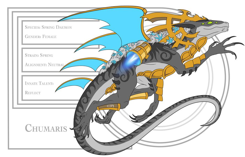 Chumaris Battle Sheet by Brokenfangs