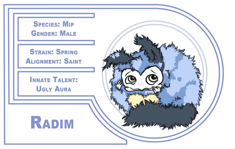 Radim Battle Sheet by Brokenfangs