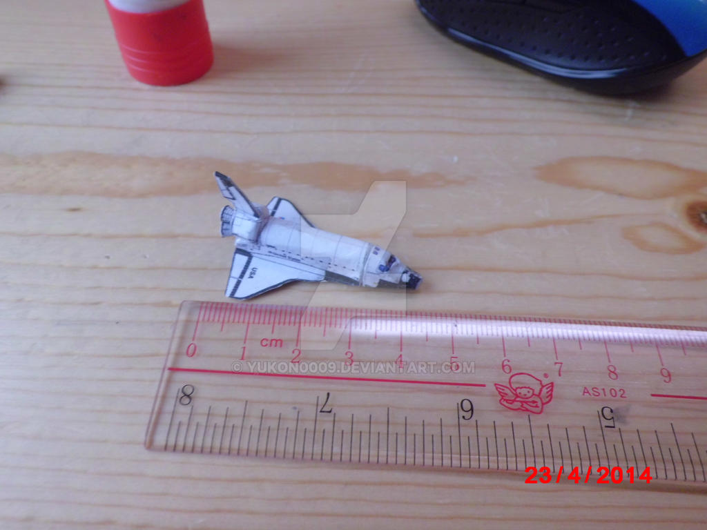 space shuttle paper patterns - photo #24