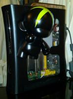 munny edition Xbox 360 by MattAcustoms