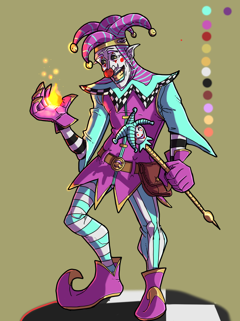 jester dancer bochum