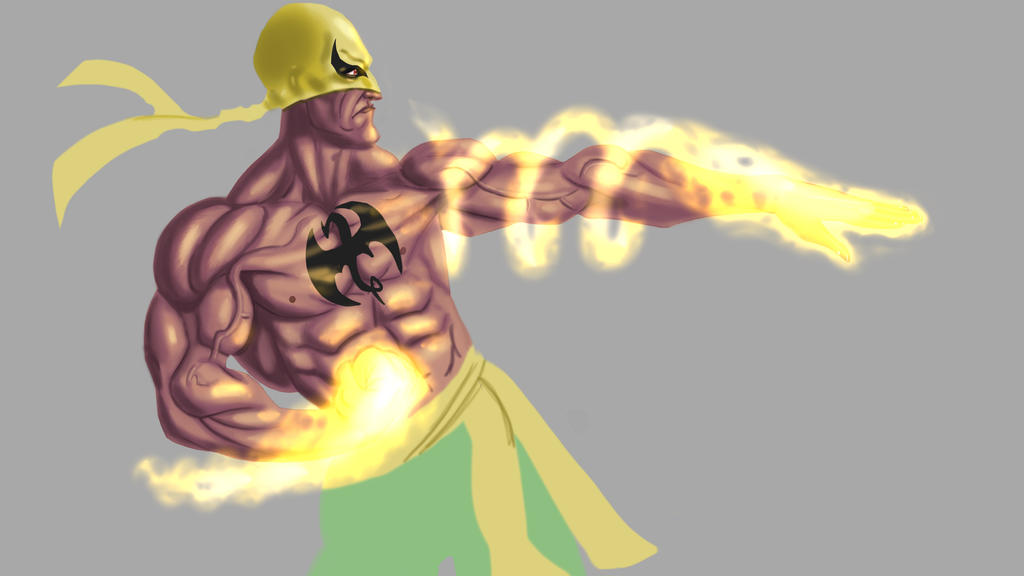 Iron Fist by Figgs45