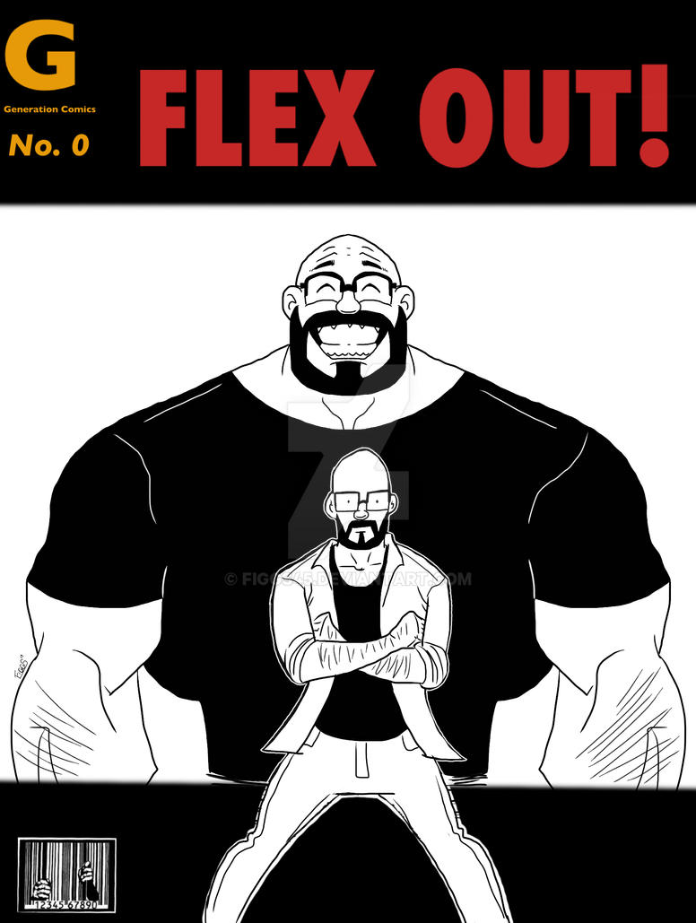FLEX OUT! No. 0 by Figgs45