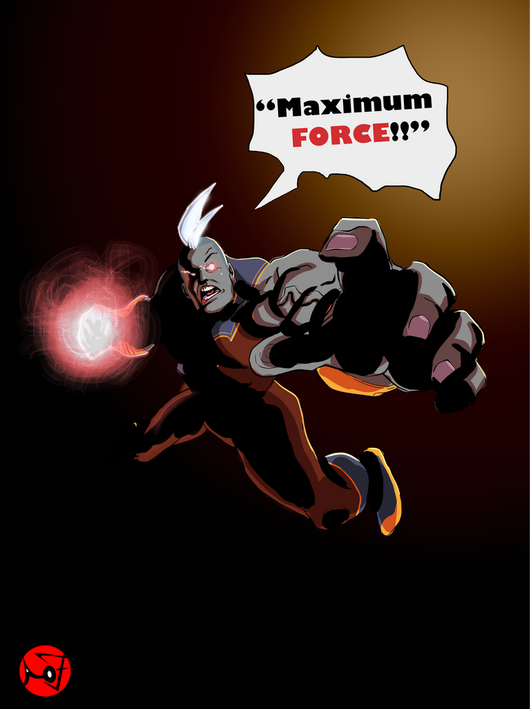 Maximum Force by Figgs45