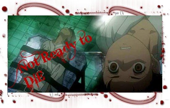 Mai - Not ready to Die by SakuraxShizuka