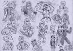 Advance Wars sketchpage