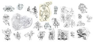 League of Sketches