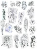 World of Sketchcraft by VanRipper