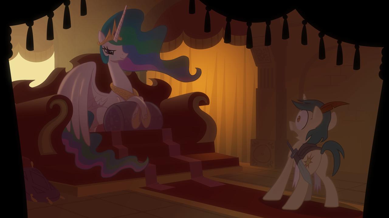 darkSouls_equestria01 by VanRipper