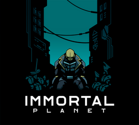 immortalplanet by VanRipper