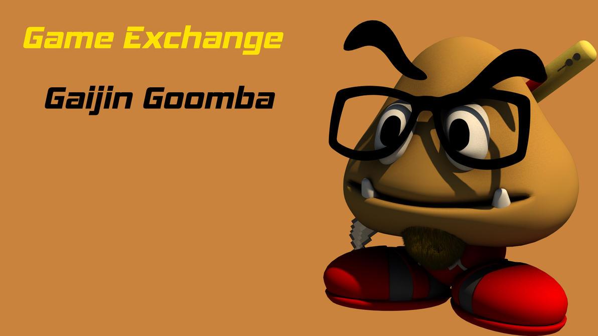 Gaijin Goobma by Mo3D