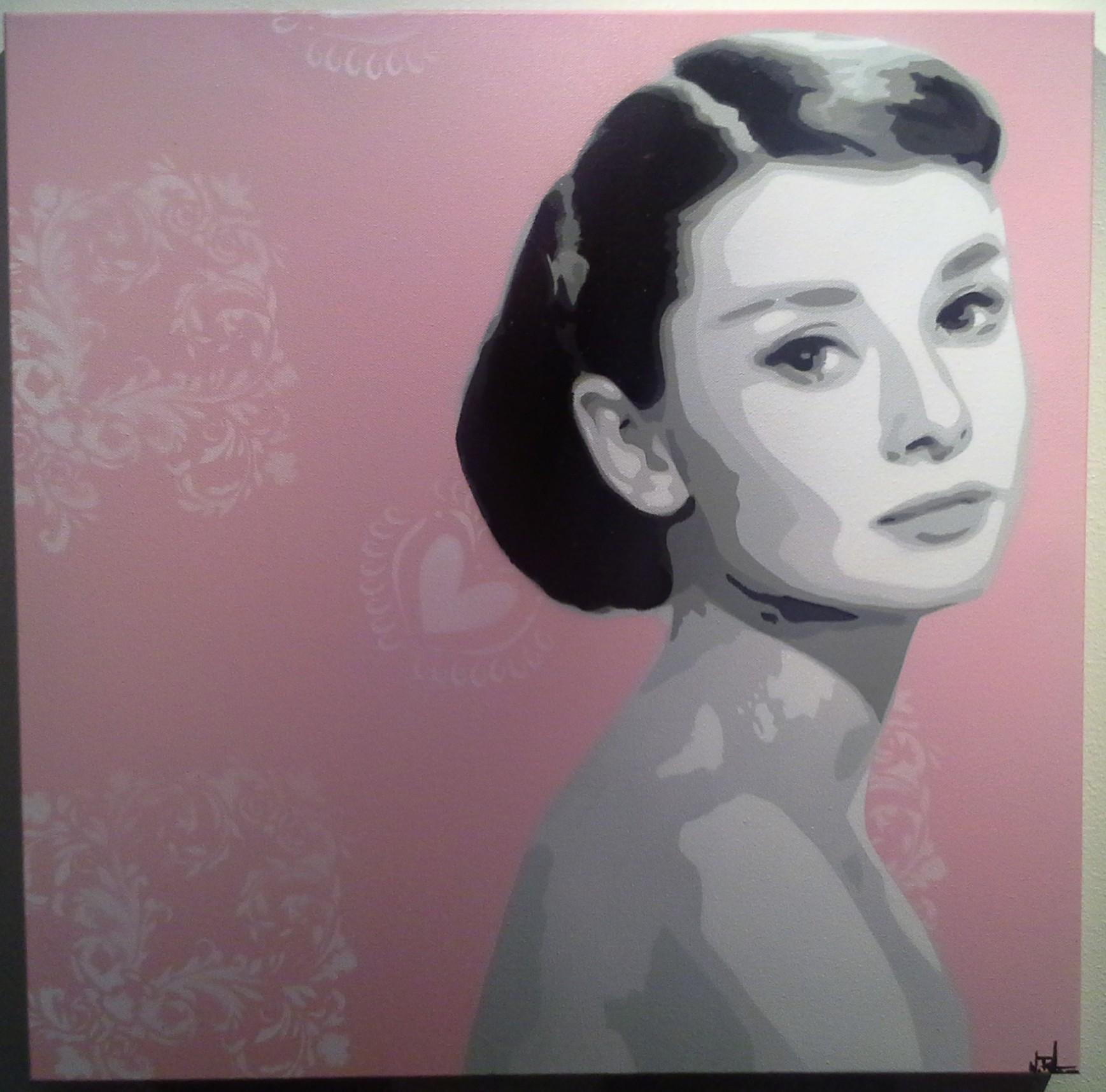 Beautiful Audrey Hepburn by neversummer160