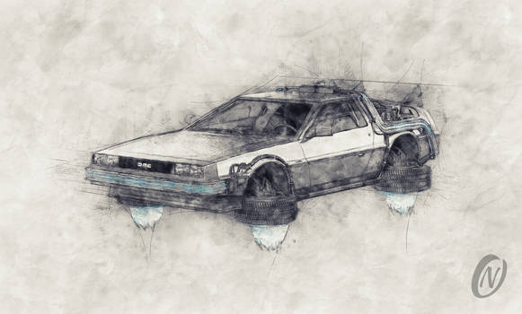 DeLorean Back To The Future Episode 2