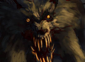 werewolfFront by tamccullough