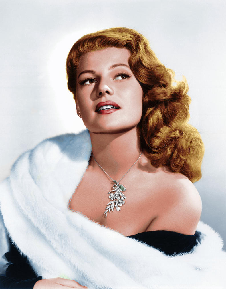 Rita hayworth naked movie