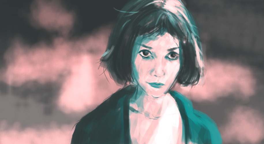Amelie by mariam-ART