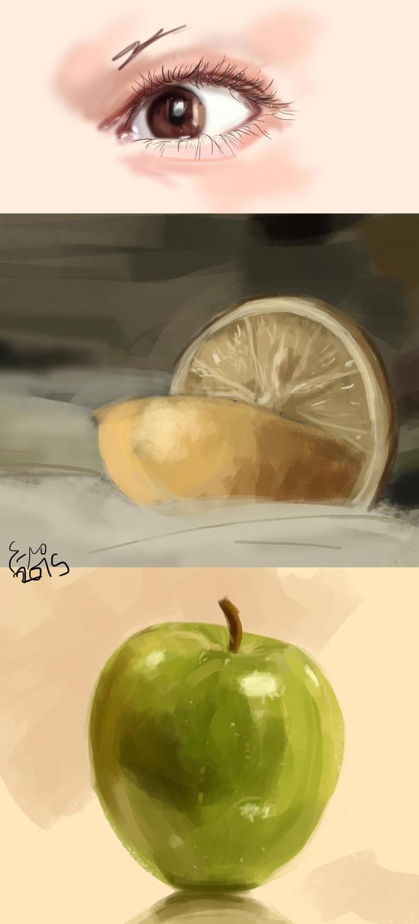 digital study by mariam-ART