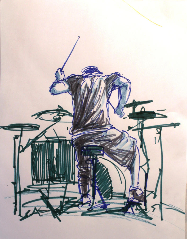 drummer1 by mariam-ART
