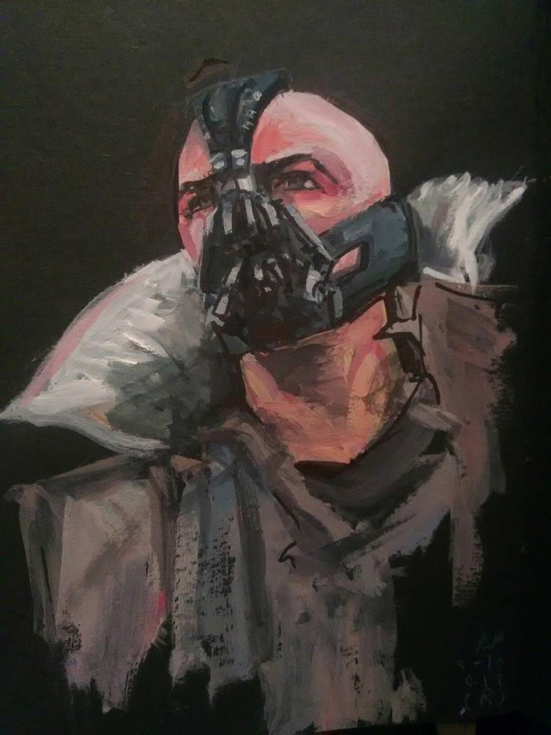 Bane by mariam-ART