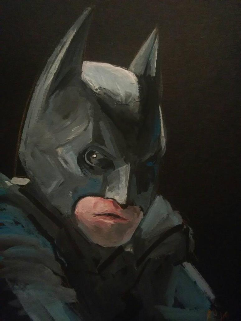 the dark knight by mariam-ART