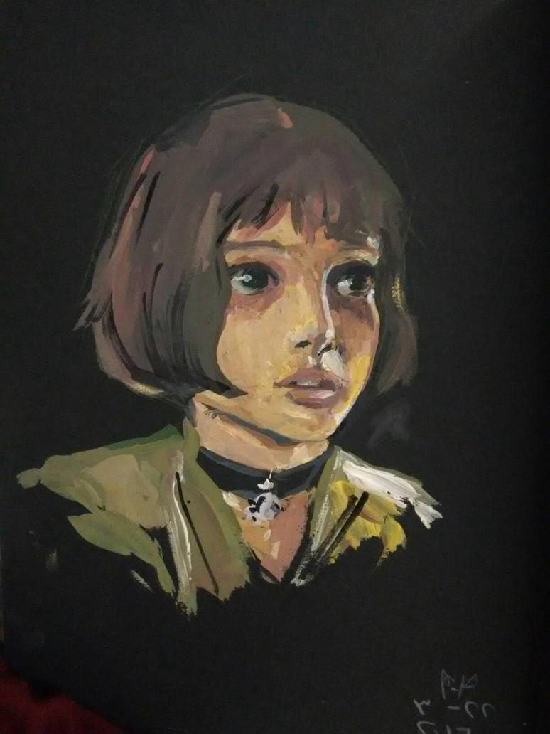 mathilda by mariam-ART
