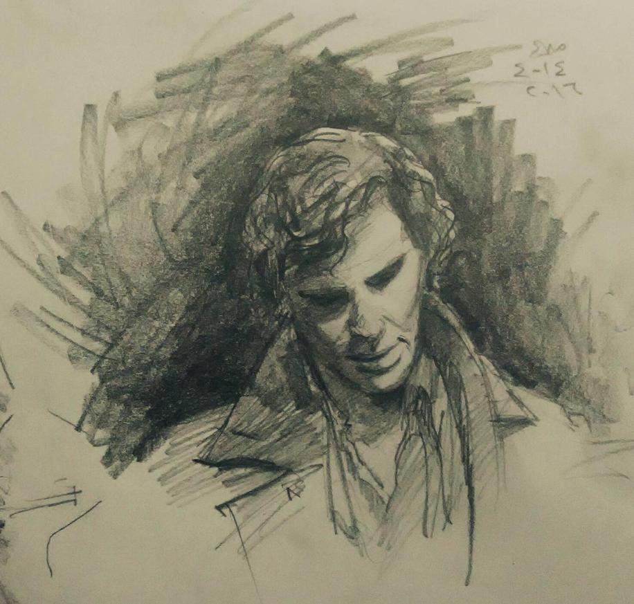 sherlock by mariam-ART