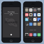 Release  Planate Remix theme by ryan1mcq