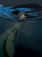 Abaia, The Great Eel by jonesray