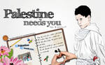 Palestine needs you