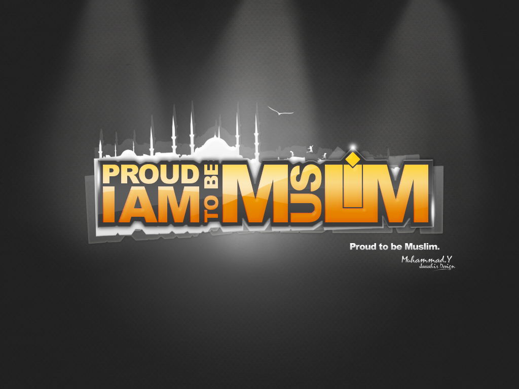 Proud Muslim 2 by muhammadibnabdullah