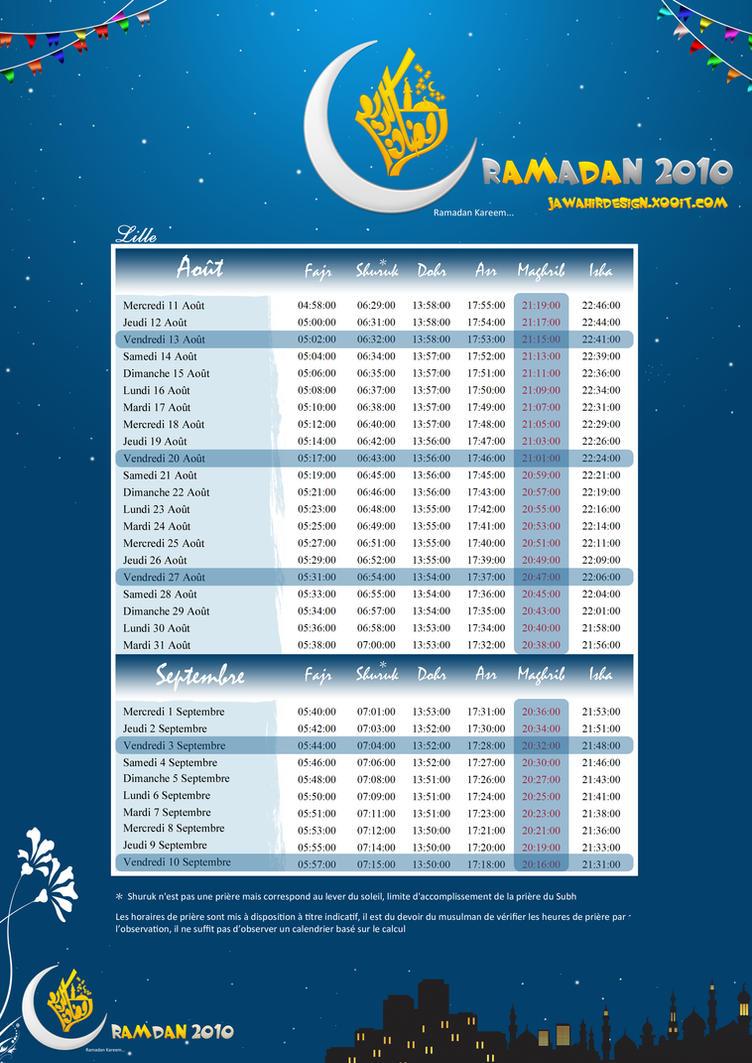Calendar Ramzan : Calendar ramadan by muhammadibnabdullah on deviantart