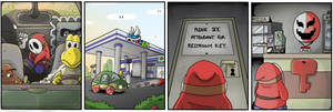 Shy Guy Adventures: Carpool