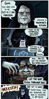 Palpatine's Kitchen by TricksyWizard