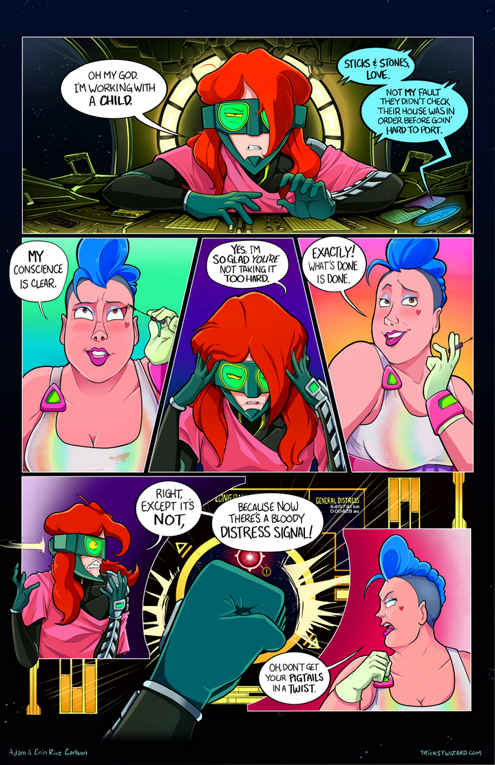 AAO - Page 43 by TricksyWizard