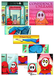 Shy Guy Adventures: One Leg at a Time