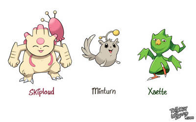 Government Mandated Starters: National Dex Edition