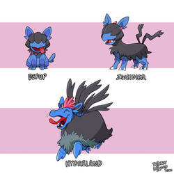 Depup n' pals are off to Hydreland!