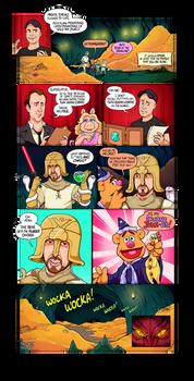 Mazes  Muppets Episode 2: Nicolas Cage