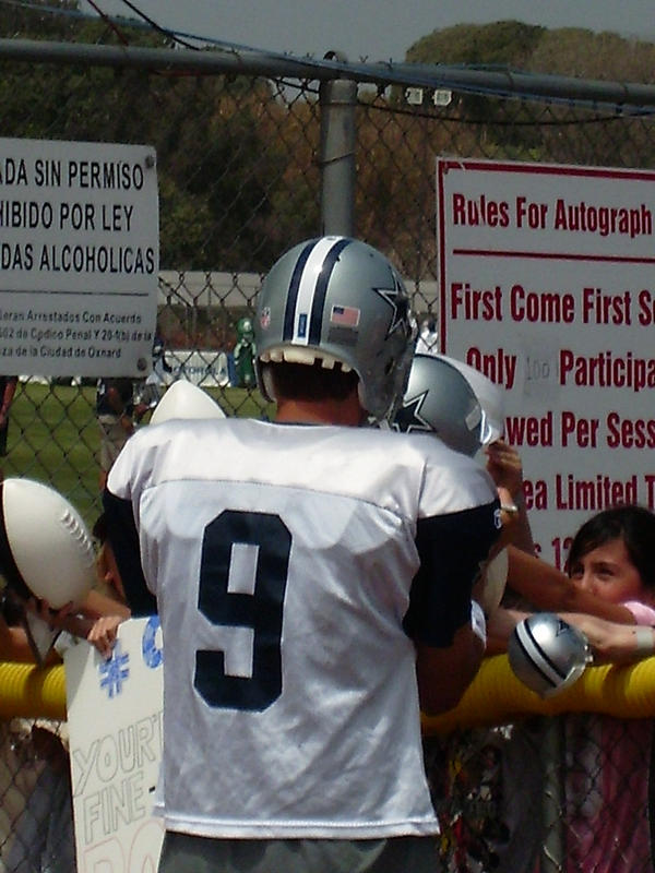 Tony Romo-Dallas Cowboys