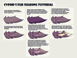 (READ DESC.) cvpiid's fur shading tutorial!