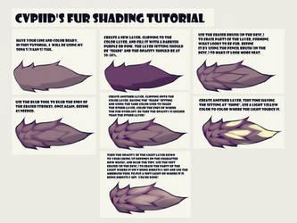 (READ DESC.) cvpiid's fur shading tutorial! by cvpiid