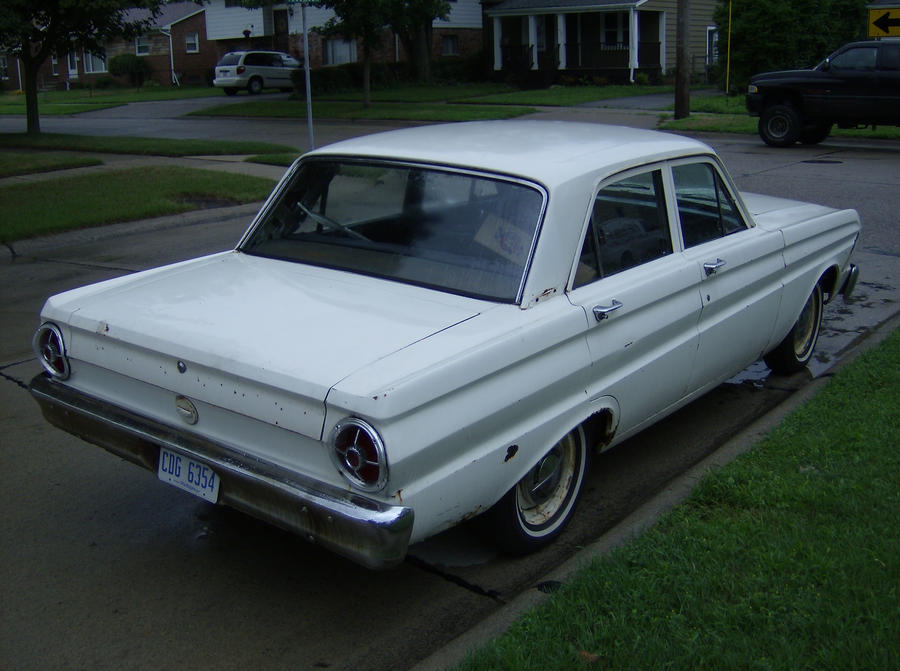1965 Ford Falcon 4-Door 4 by AmberLMansfield ... & 1965 Ford Falcon 4-Door 4 by AmberLMansfield on DeviantArt