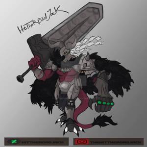Digicup RPG_ Barbaridramon