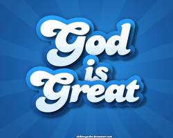GOD is Great by chibinuyasha