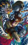 Dragonslayer by Fmpbodo