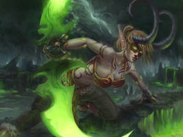 Demon Hunter by KassandraVasquez