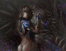 Dragon Mistress, Elethia. by KassandraVasquez